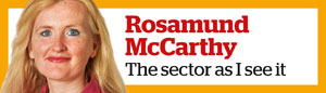 Rosamund McCarthy